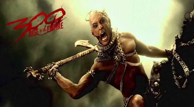 300: A Ascensão do Império – Trailer mostra Intenso Combate em Alto-Mar!