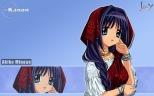 Akiko Minase Linda!!! A mãe da Nayuki