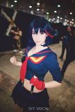 Enji Night Ryuko cosplay