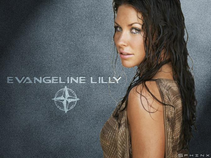 Atriz de LOST, Evangeline Lilly, pode Atuar no Filme do Homem-Formiga