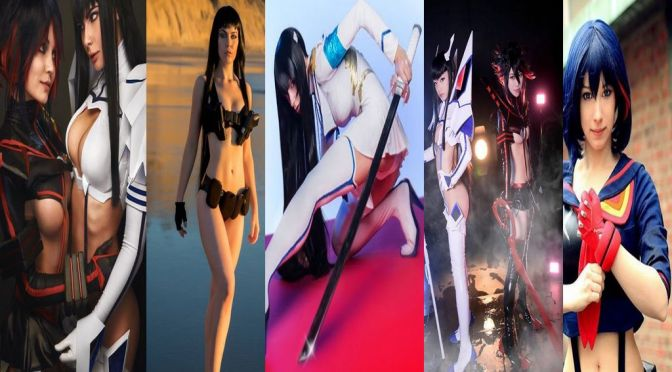 Kill la Kill Cosplay – Gatas da Semana Especial