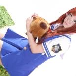 sanae inchi Clannad cosplay
