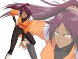 yoruichi bleach_shihouin_yoruichi_desktop_1000x768_hd-wallpaper-796356