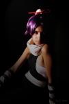 yoruichi Grasie Fink cosplay 2