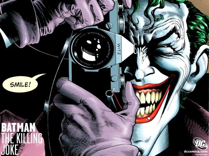 Batman: A Piada Mortal – Critica: Quando a Loucura e o Caos Tomam a Vida de uma Pessoa por Completo!