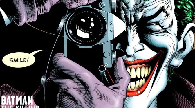Batman A Piada Mortal (HQ) – Critica: Quando a Loucura e o Caos Tomam a Vida de uma Pessoa