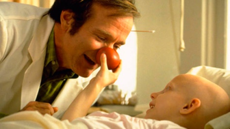 robin williams Patch-Adams