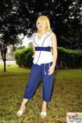 Tsunade Cosplay Lucy Ayanami
