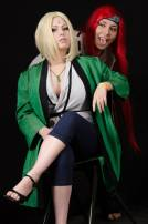 tsunade cosplay ladyarcade [ladyarcade.deviantart.com]
