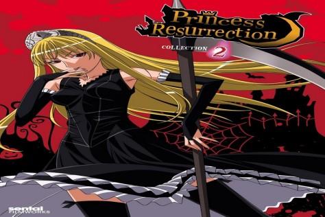 princess ressurecttion