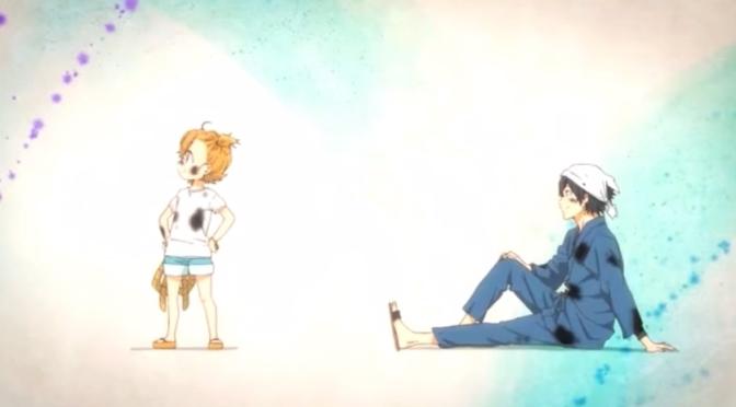 Barakamon – Review do Anime: Como uma Criança pode ser tão Kawaii?