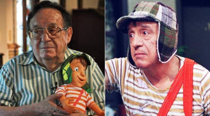 Homenagem à Chaves, Chapolin, ao Chespirito e a seu Humor Genial!