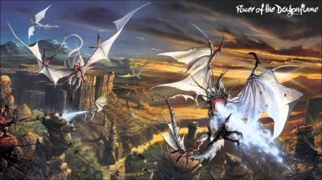 Rhapsody Power_of_The_Dragonflame 1