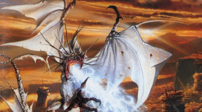 Power of the Dragonflame – Resenha: Porque Power Metal também fala de Reis e Dragões!