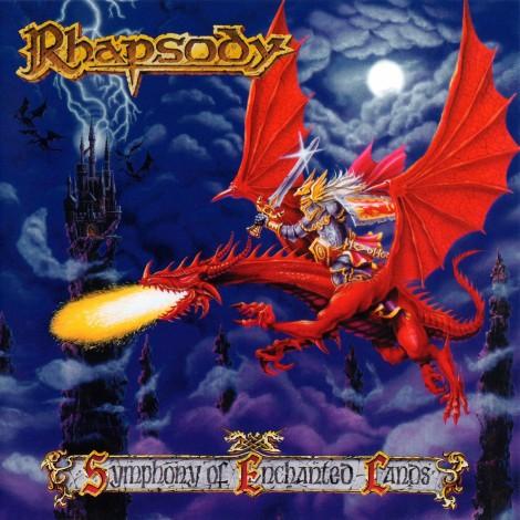 rhapsody Symphony Of Enchanted Lands