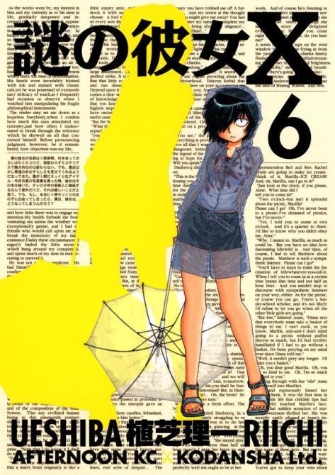 Volume 6 capa