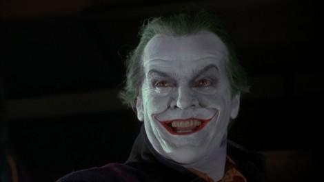 Coringa de Jack Nicholson