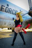 Cosplay Miss Marvel Ivy Doomkitty