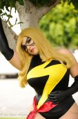 Cosplay Miss Marvel Ivy Doomkitty sexy (3)