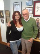 Ivy doomkitty com Stan Lee