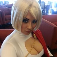 Ivy Doomkitty Cosplay Power Girl