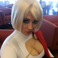 Ivy Doomkitty Cosplay Power Girl