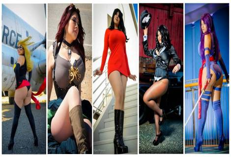 Ivy Doomkitty cosplay wall 1