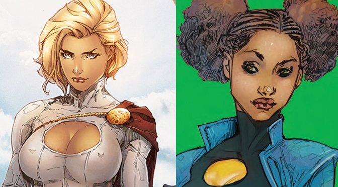 Power Girl: Nova Power Girl da DC é Negra!