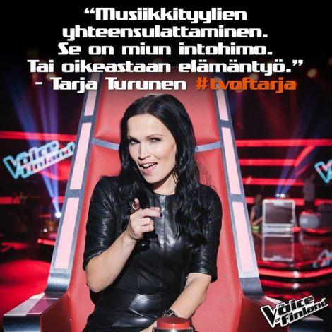tarja the voice 2