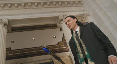 Loki, o vilão mais diva do universo!