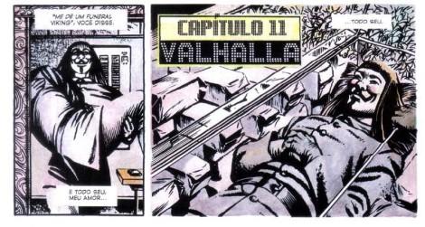 Valhalla: para os heróis do Anarquismo