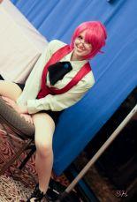 Cosplay Mizuho ecchi sexy onegai teacher Margaret b (6)