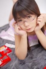 cosplay mizuho onegai teacher sexy ecchi gostosa namachoko chocoball (36)