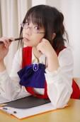 cosplay mizuho onegai teacher sexy ecchi gostosa namachoko chocoball (4)