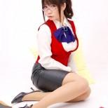 Cosplay Mizuho onegai teacher Namachoko Chocoball