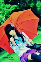 Cosplay Sankarea by Yvonnecaryl