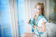 Cosplay Belldandy Momoren Skuld Chara Urd Naru oh my goddess cosplay (5)