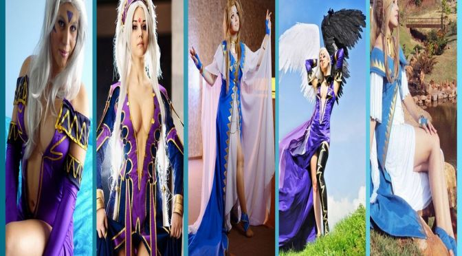 Ah! Megami-Sama Cosplay – as Deusas da Semana