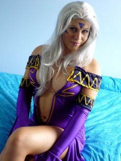 Cosplay Urd Julika-hime
