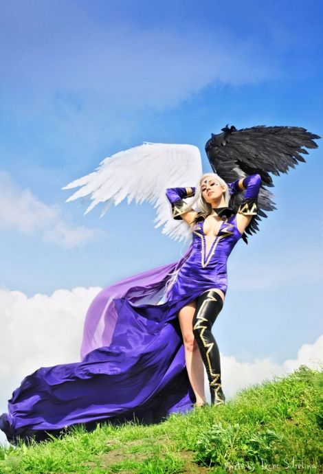 Cosplay Urd Lady-narven