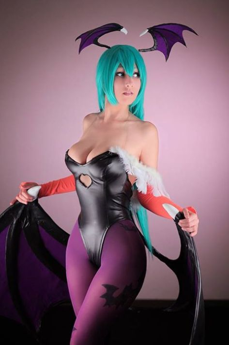 Dalin cosplay (Mexicana)