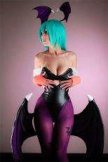 Dalin cosplay Morrigan 5