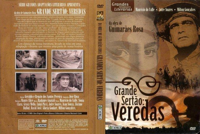 """Grande Sertão: Veredas de Guimarães Rosa – Indicação: Um Épico no Sertão Brasileiro – """"O Sertão é do tamanho do mundo"""""""