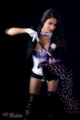Ivy Cosplay Zatanna