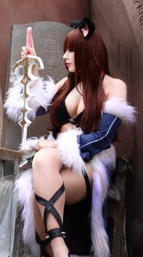 KANA cosplay gostosa (1)