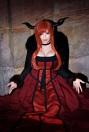 Maou cosplay gostosa peitos KANA (5)