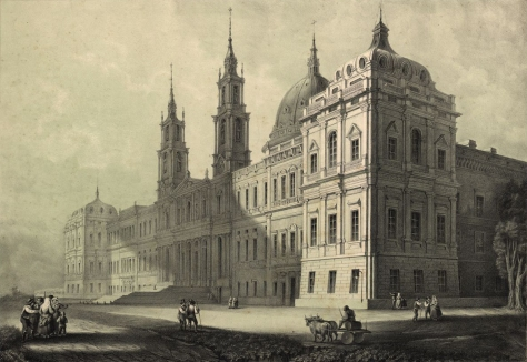 Convento: Palácio Nacional de Mafra (1853)