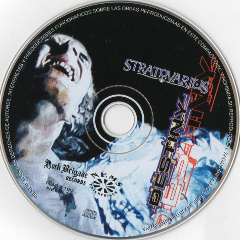 Stratovarius - Destiny - CD