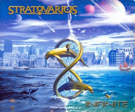stratovarius infinite album