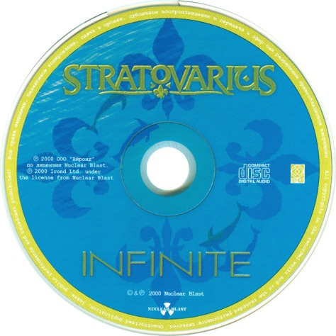 Stratovarius-Infinite-CD